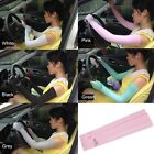 1 Pairs Arm Sleeve Thumb Hole Cover Cuff UV Arm Protective Cycling Motor Driving