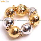GEM-inside14K Gold-filled Jewelry Making Magnetic Clasp For Necklace 1 pce