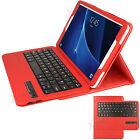 Bluetooth Keyboard Leather Case +Stand for Samsung Galaxy Tab A 10.1 T580 Series