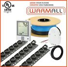 120V UDG Electrical Radiant Floor Warming Heating Cable System All Sizes