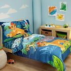 NEW - KIDS DISNEY LION GUARD - 4 PIECE TODDLER BEDDING SE...