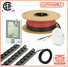 240V In short supply Electrical Radiant Warming Astonish Heating Cablegram System All Sizes