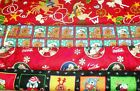 CHRISTMAS #3  FABRICS Sold INDIVIDUALLY NOT AS A GROUP By the HALF YARD