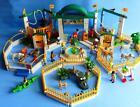 Playmobil Large Zoo 3240 - loads of extra animals figures fencing scenery