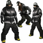 SOUTHPLAY COLLECTION Waterproof Ski Snowboard Jumper Suits Jacket + Pants SET 02