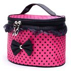 Women Multifunction Travel Cosmetic Bag Makeup Case Pouch Toiletry Organizer JCA