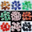 Free shipping Natural Gemstone Oval Cabochon CAB 15x20x6mm No Drill Hole SBN228