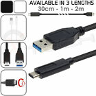 USB 3.1 Type C to USB Sync Charger Power Cable Lead for Samsung Galaxy Note 10 9