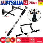 Portable Bar Door Pull Up Doorway Gym Exercise Workout Fitness Trainer Home AU