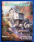 Bittersweet 24 Painting Pattern Book Dorothy Dent Landscapes Lighthouse Florals