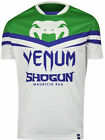 Venum Shogun Rua Dry Tech Training Shirt (White/Green/Blue)