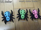 1x CUTE NOVELTY COLLECTABLE JAPANESE STYLE SPIDER ERASERS UK SELLER FREE P&P