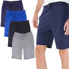 Mens Jogger Shorts Brave Soul Casual Cotton Sports Pants Training Gym Bottoms