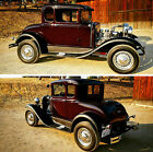 Ford%3A+Model+A+Hand+Built+Steel+Hot+Rod+1931+ford+model+a+5+window+coupe+fresh+all+steel+all+ford+flathead+hotrod