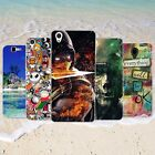 Rubber Soft TPU Silicone Slim Customized Painting Flower Case Cover For Huawei