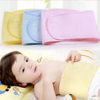 1X Baby Infant Newborn Cotton Belly Umbilical Cord Care Warm Protector 55X13cm