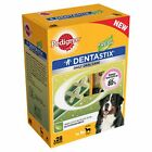 PEDIGREE DENTASTIX FRESH SMALL MEDIUM AND LARGE DOG TREATS 56 PACKS