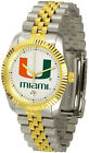 Miami Hurricanes Executive Watch Mens or Ladies