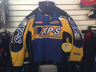 SKI-DOO WINTER JACKET AUTHENTIC WARNERT RACING XPS SPONSOR *size S or M only*