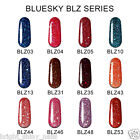 Bluesky Diamond Glitter BLZ Range UV/LED Soak Off Gel Nail Polish 10ml Free P/P