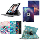 For Apple iPad 2, iPad 3 & iPad 4th Gen Case Rotating Stand