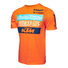Troy Lee Designs 2015 TEAM TLD KTM YOUTH TEE - Orange - 724250732