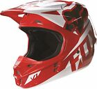 Fox Racing Youth V1 Helmet Red - 15226-003