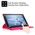 """For Kindle Fire HD 10 2015 10.1"""" PU Leather Slim Rotating Standing Case Cover"""