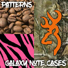 Cases For Samsung Galaxy Note 2 3 4 5 - Patterns, Themes and Camouflage