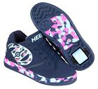 Heelys Propel 2.0 2016 Shoes - Navy / Pink / Blue / Confetti + Free DVD
