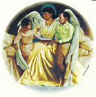 Ceramic Decals African American Teaching Angel Children Book image