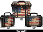 Thickest & Tuffest 24mil Wrap for Pelican Case 1170 1200 1430 Old Glory WD USA