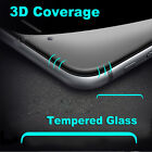 2016 3D Colourful Full Glass Tempered Glass Screen Protector for iPhone 7 7 Plus