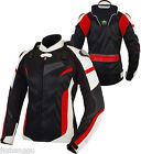Spring Autumn Women Breathable Waterproof Motocycle Riding Protective Jacket