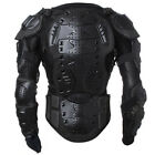 Perfect Motorcycle Bike Full Body Gear Chest Shoulder Armor Jacket Protection