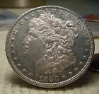 1880 O PROOF LIKE MORGAN DOLLAR  / ABOUT UNCIRCULATED