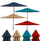 Sunbrella Patio Umbrella 10 Ft. Market Umbrella 10 Foot 10'