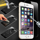 100% GENUINE TEMPERED GLASS FILM SCREEN PROTECTOR FOR APPLE IPHONE 5s 6 6s Plus