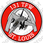 STICKER USAF 131st Fighter Wing D