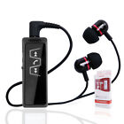 Bluetooth V3.0+ Universal Wireless Stereo Headset Earphone for Phone Android PC