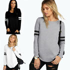 Women  Blouse Summer Casual Loose Long Sleeve Blouse Tops Casual T-shirt Hot