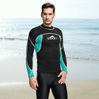2016 New! 2mm Neoprene Thermal Wetsuit Winter Swimming Surfing Diving Tops
