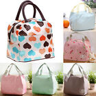 New Thermal Portable Lunch Bag Waterproof Picnic Insulated Cooler Tote Organizer