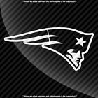 New England Patriots Single Color Decal Sticker $4.99 USD on eBay