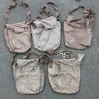 FINLAND ARMY GAS MASK BAG IN BROWN **PICK YOUR OWN**