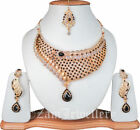 Jewelry Indian Wedding Indo Cute Beads  Earrings Necklace Sets