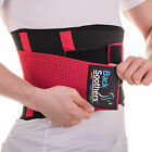 BackSoothers® BackPro Massaging Lumbar Lower Neoprene Back Support Brace Belt <br/> Offical BackSoothers® Stockist - Ultimate Pain Relief
