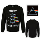 Adults Official Pink Floyd Dark Side Of The Moon Christmas Jumper Festive Top
