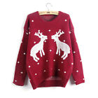 New Autumn Winter Women Lady Casual Long Sleeve Knitted Crochet Ladies Sweaters