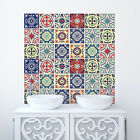 Tile Stickers Transfer Traditional Kitchen Bathroom Custom Size Option 150mm -T1